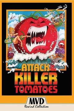 Best Science Fiction Movies of 1976 : Attack of the Killer Tomatoes