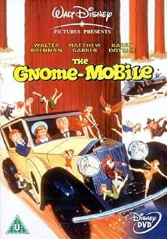 Best Fantasy Movies of 1967 : The Gnome-Mobile