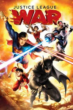 Best Action Movies of 2014 : Justice League: War