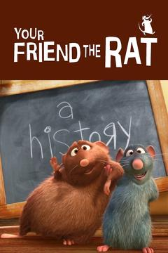 Best Animation Movies of 2007 : Your Friend the Rat