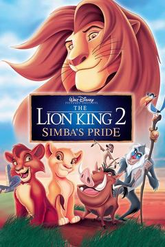 Best Animation Movies of 1998 : The Lion King 2: Simba's Pride