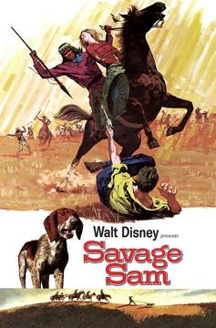 Best Action Movies of 1963 : Savage Sam