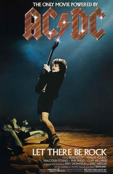 Best Documentary Movies of 1980 : AC/DC: Let There Be Rock