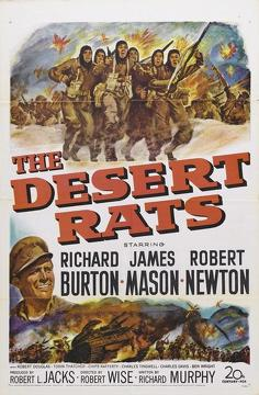 Best Adventure Movies of 1953 : The Desert Rats