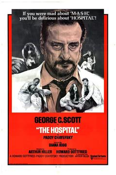 Best Mystery Movies of 1971 : The Hospital