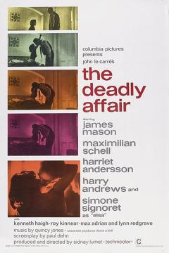 Best Crime Movies of 1966 : The Deadly Affair