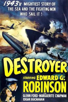 Best Adventure Movies of 1943 : Destroyer