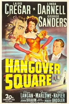 Best Thriller Movies of 1945 : Hangover Square