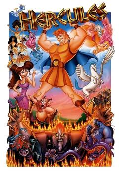 Best Fantasy Movies of 1997 : Hercules