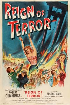 Best Adventure Movies of 1949 : Reign of Terror