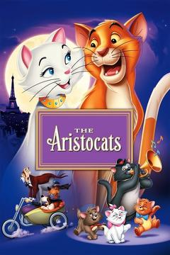 Best Adventure Movies of 1970 : The Aristocats