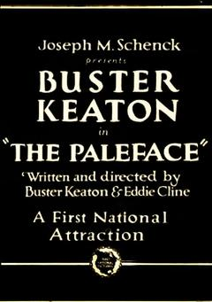 Best Western Movies of 1922 : The Paleface