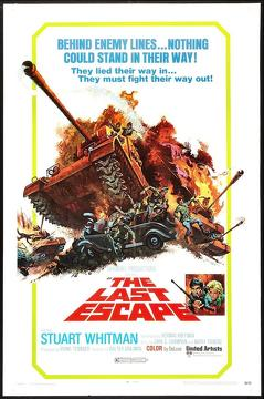 Best Action Movies of 1970 : The Last Escape