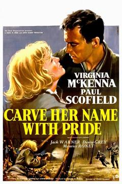 Best War Movies of 1958 : Carve Her Name With Pride