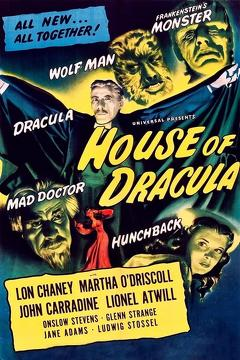 Best Science Fiction Movies of 1945 : House of Dracula