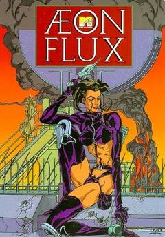Best Animation Movies of 1997 : Æon Flux