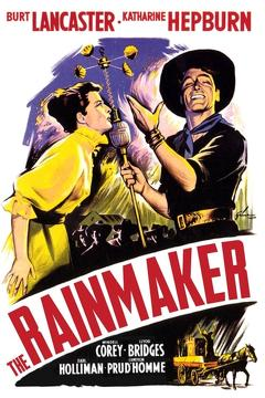 Best Comedy Movies of 1956 : The Rainmaker