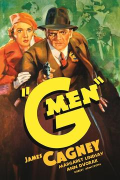 Best Action Movies of 1935 : 'G' Men