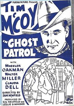 Best Science Fiction Movies of 1936 : Ghost Patrol