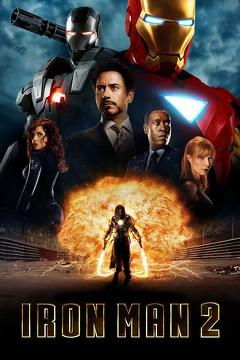 Best Science Fiction Movies of 2010 : Iron Man 2