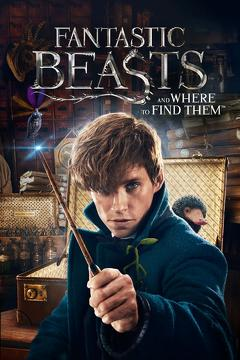 Best Family Movies of 2016 : Fantastic Beasts and Where to Find Them