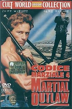 Best Action Movies of 1993 : Martial Outlaw