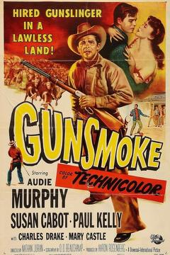 Best Western Movies of 1953 : Gunsmoke