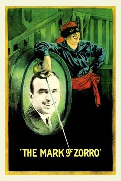 Best Adventure Movies of 1920 : The Mark of Zorro