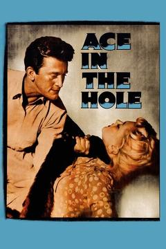 Best Drama Movies of 1951 : Ace in the Hole