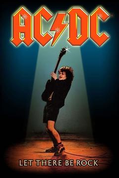 Best Music Movies of 1980 : AC/DC: Let There Be Rock
