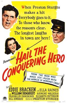 Best War Movies of 1944 : Hail the Conquering Hero