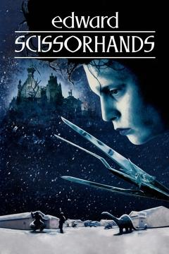 Best Romance Movies of 1990 : Edward Scissorhands