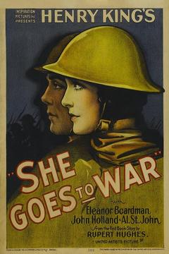 Best War Movies of 1929 : She Goes to War