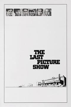 Best Movies of 1971 : The Last Picture Show