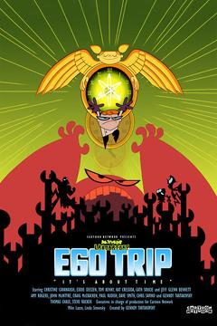 Best Animation Movies of 1999 : Dexter's Laboratory: Ego Trip