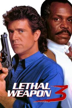 Best Comedy Movies of 1992 : Lethal Weapon 3