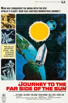 Best Science Fiction Movies of 1969 : Journey to the Far Side of the Sun