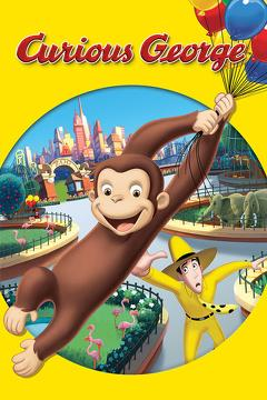 Best Animation Movies of 2006 : Curious George