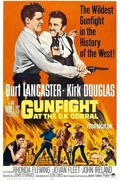 Best Western Movies of 1957 : Gunfight at the O.K. Corral