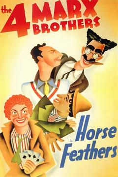 Best Comedy Movies of 1932 : Horse Feathers