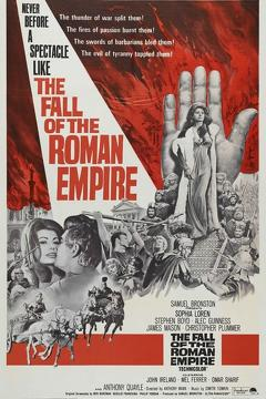 Best War Movies of 1964 : The Fall of the Roman Empire