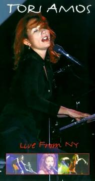Best Music Movies of 1997 : Tori Amos - Live from NY