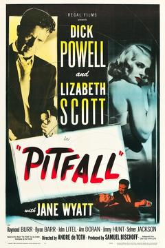 Best Thriller Movies of 1948 : Pitfall