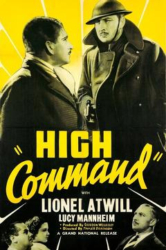 Best War Movies of 1937 : The High Command