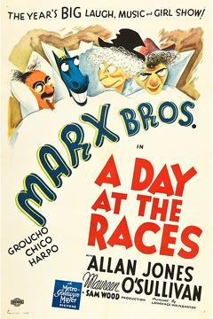 Best Comedy Movies of 1937 : A Day at the Races