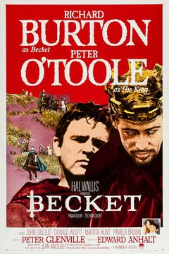 Best Drama Movies of 1964 : Becket