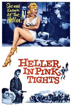Best Action Movies of 1960 : Heller in Pink Tights