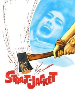 Best Horror Movies of 1964 : Strait-Jacket
