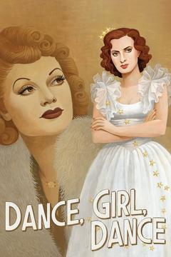 Best Music Movies of 1940 : Dance, Girl, Dance