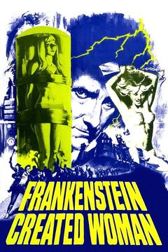 Best Science Fiction Movies of 1967 : Frankenstein Created Woman